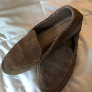 Moccasin type shoes from target